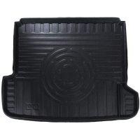 کفپوش سه بعدی صندوق خودرو آرا مناسب برای پژو پارس (مشکی)